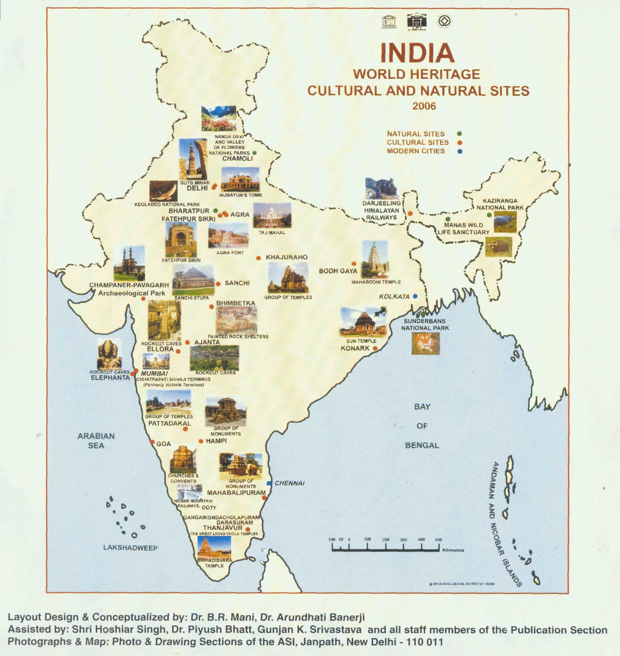 Carte De Linde Agra.L Inde Les Monuments De La Carte Carte De Monuments De L